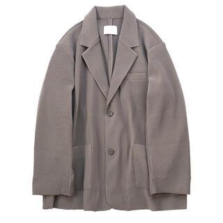 ワンエルディーケーセレクト(1LDK SELECT)のstein Oversized Gradation Pleats Jacket(テーラードジャケット)