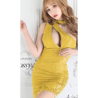 ローブドフルール グロッシータイトドレス