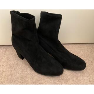 ユニクロ(UNIQLO)のUNIQLO ストレッチショートブーツ(ブーツ)