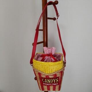 キャンディーストリッパー(Candy Stripper)のCandy Stripper  POTATO BASKET BAG(ショルダーバッグ)