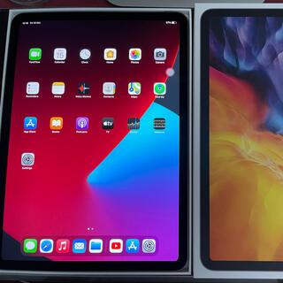 Apple - Ipad Pro 11 Inch 2020 128GB Grey