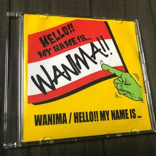 "WANIMA ワニマ ""HELLO!! MY NAME IS..."" デモ CD"