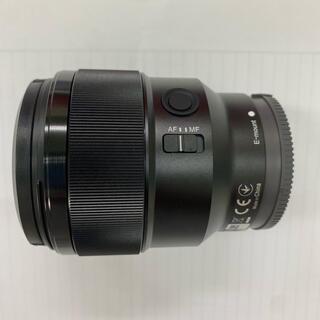 SONY - 【極美品】SONY FE 85mm F1.8 SEL85F18 Eマウント