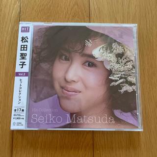 CD 松田聖子  ヒットコレクション Vol.2  DQCL-5102