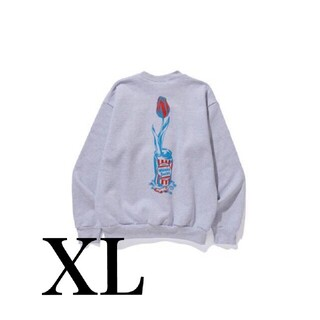 GDC - WHIMSY X WASTED YOUTH CREWNECK