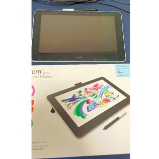 ワコム(Wacom)のwacom one 中古 液晶タブレット(PC周辺機器)