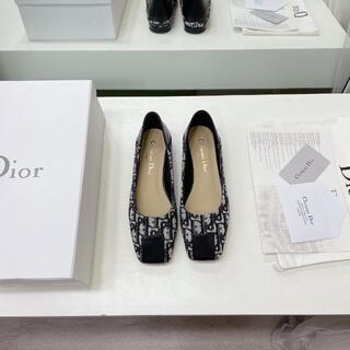 クリスチャンディオール(Christian Dior)の𝄴ₕᵣᵢₛₜᵢₐₙ dᵢₒᵣ フラットシューズ(その他)