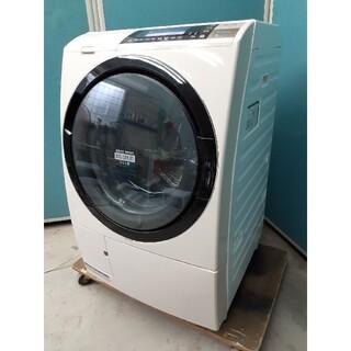 日立 - 日立ドラム式洗濯乾燥機10kg/6kg ビッグドラムスリム BD-S8700R