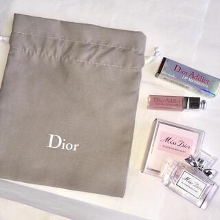 Dior - ディオール 香水 & ミニマキシマイザー セット