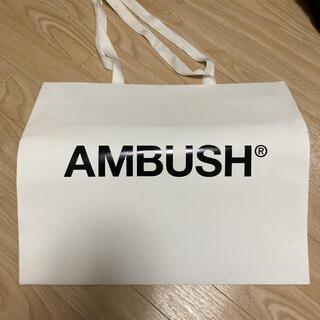 AMBUSH - アンブッシュの紙袋