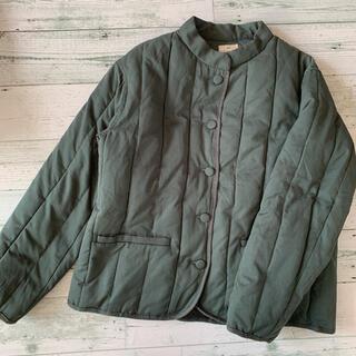 サマンサモスモス(SM2)のサマンサモスモス キルティング ジャケット コート 美品(ノーカラージャケット)