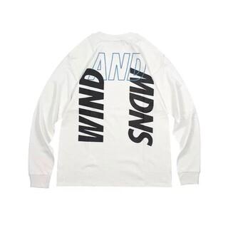 SEA - WINDANDSEA ウィンダンシー 長袖 ロンT 半袖 Tシャツ ロゴ