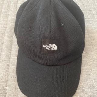 THE NORTH FACE - ノースフェイス  帽子 ブラック