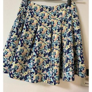 ローリーズファーム(LOWRYS FARM)のフレアミニスカート(ひざ丈スカート)