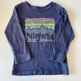 パタゴニア(patagonia)のpatagonia♡キッズロンT(Tシャツ/カットソー)