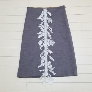 mina perhonen - ミナペルホネン forest parade スカート 38