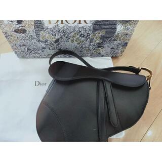 Dior - Christian dior サドル ベルトバッグ 黒