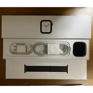 Apple - Apple Watch Series4 44mm GPSモデル