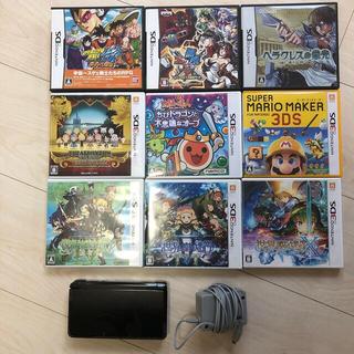 ニンテンドー3DS - 『3DS本体 訳アリ』+ソフトセット