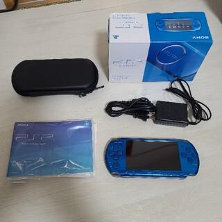 PlayStation Portable - SONY PlayStationPortable PSP-3000 VB