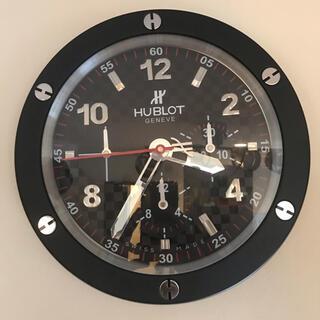 HUBLOT - HUBLOT イミテーション 掛け時計