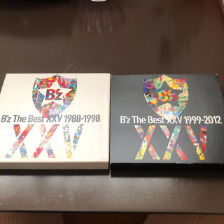 ✨B'z The Best XXV 1988-1998,1999-2012✨