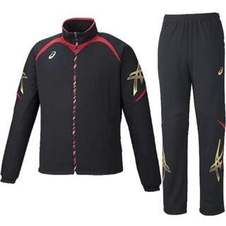 アシックス(asics)のLサイズ/トレーニングスーツ(ジャージ)/ジャムジーブレードジャケット&パンツ(トレーニング用品)