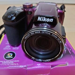 Nikon - ★超美品!スマホ転送★超望遠160倍★手のひらサイズ★クールピクス B500★