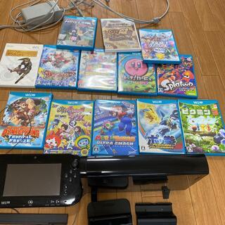 ウィーユー(Wii U)のWii u セット(家庭用ゲーム機本体)