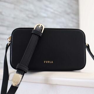 Furla - 未使用品 FURLA フルラ ブロック ミニ レザー クロスボディ バッグ