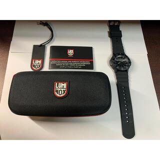 ルミノックス(Luminox)のルミノックス LUMINOX ブラックアウト 腕時計 3000 3001(腕時計(アナログ))