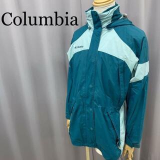 コロンビア(Columbia)のColumbia コロンビア ナイロンジャケット ジップアップ(その他)