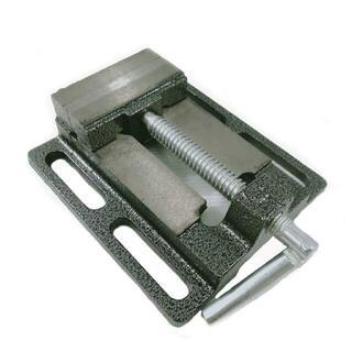 【4番】平形 卓上 万力 テーブルバイス DIY 大工 工具 簡単設置 固定(工具/メンテナンス)