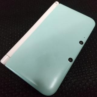 ニンテンドー3DS - 偽トロ キャプチャー 3DS LL ミントグリーン