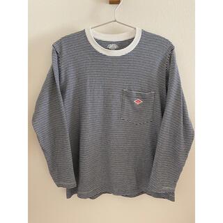 ダントン(DANTON)の【DANTON】長袖Tシャツ ボーダー(Tシャツ(長袖/七分))