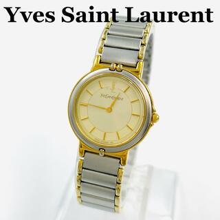 サンローラン(Saint Laurent)の✨美品✨イヴサンローラン 腕時計 クォーツ  レディース(腕時計)