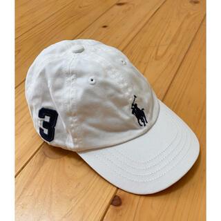 ポロラルフローレン(POLO RALPH LAUREN)のPOLO RALPH  LAUREN キッズ キャップ 2-4歳用 (帽子)