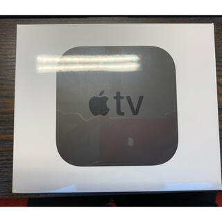 アップル(Apple)のアップル Apple Apple TV 4K 32GB MQD22J A(その他)