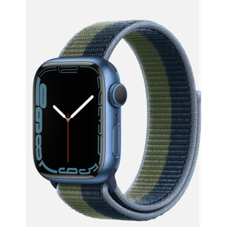 Apple Watch - Apple Watch Series 7 GPSモデル 45mm ブルー