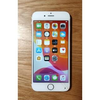 アイフォーン(iPhone)の148 iPhone6S 32GB Rose Gold Y!mobile bat(携帯電話本体)