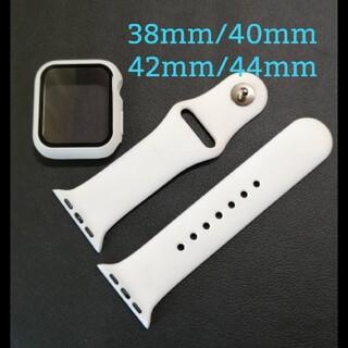 アップルウォッチ シリコンバンド Apple Watch カバー