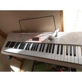 カシオ(CASIO)のひいちゃんさま専用!カシオ 光ナビゲーション電子ピアノ LK123(キーボード/シンセサイザー)