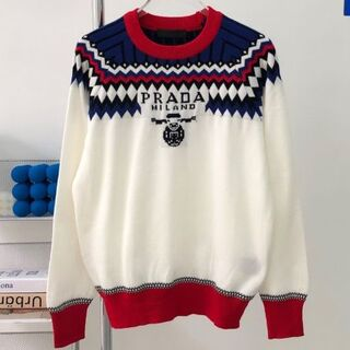 PRADA - セーター《prada》プラダ#レディース ウールセーター