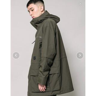 ワイルドシングス(WILDTHINGS)の新品未使用 WILDTHINGS / tactical rip coat(ミリタリージャケット)