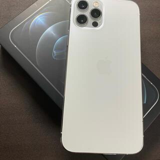 iPhone - 【バッテリー100%】iPhone12pro 128GB シルバー