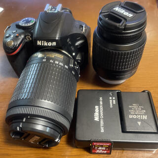 Nikon - ニコンD5100