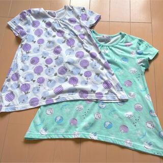 マザウェイズ(motherways)のマザウェイズ★ AラインTシャツセット(Tシャツ/カットソー)