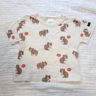 フタフタ(futafuta)のフタフタ futafuta Tシャツ 80cm(Tシャツ)