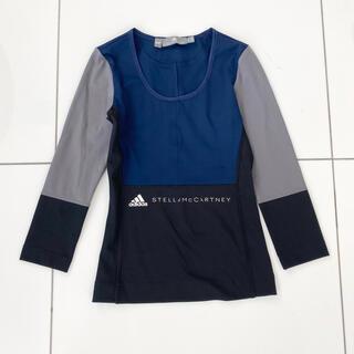 adidas by Stella McCartney - アディダス バイステラマッカートニーの トレーニングウェア 長袖トップス M