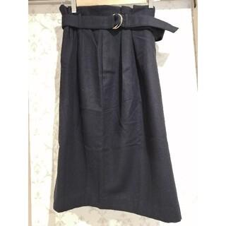 テチチ(Techichi)の新品 タイトスカート ベルト付き(ロングスカート)